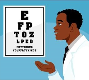 Natural Eye Doctor Does Not Need Eyeglasses
